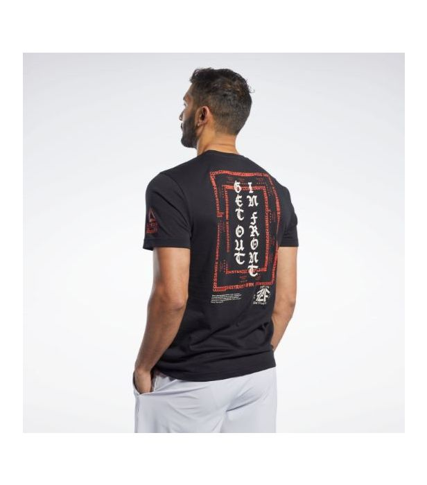 Camiseta Reebok Crossfit Forging Elite Fitness  - Rei do Wod