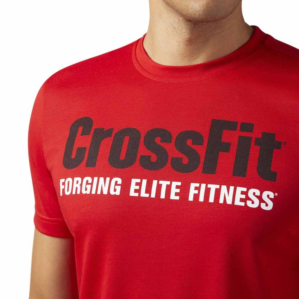 Camiseta Reebok Crossfit Forging Elite Fitness Speedwick  - Rei do Wod