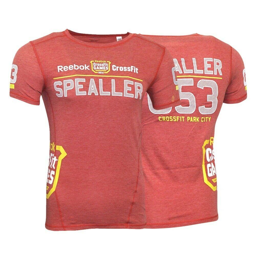 Camiseta Reebok Crossfit Games- 2014 Chris Spealler  - Rei do Wod