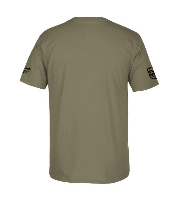 Camiseta Reebok Crossfit Games 2020 - Aromas  - Rei do Wod