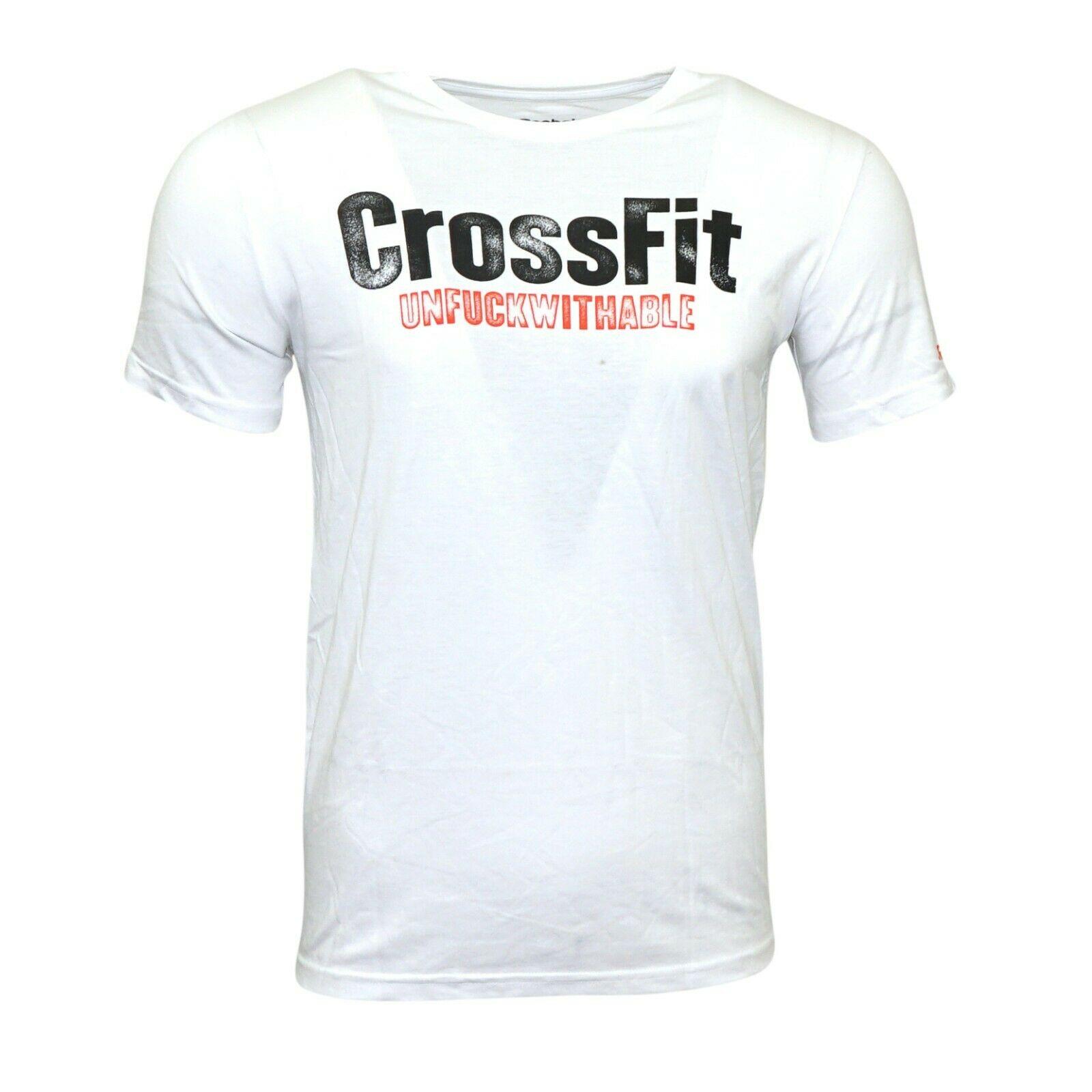 Camiseta Reebok Crossfit Graphic  - Rei do Wod
