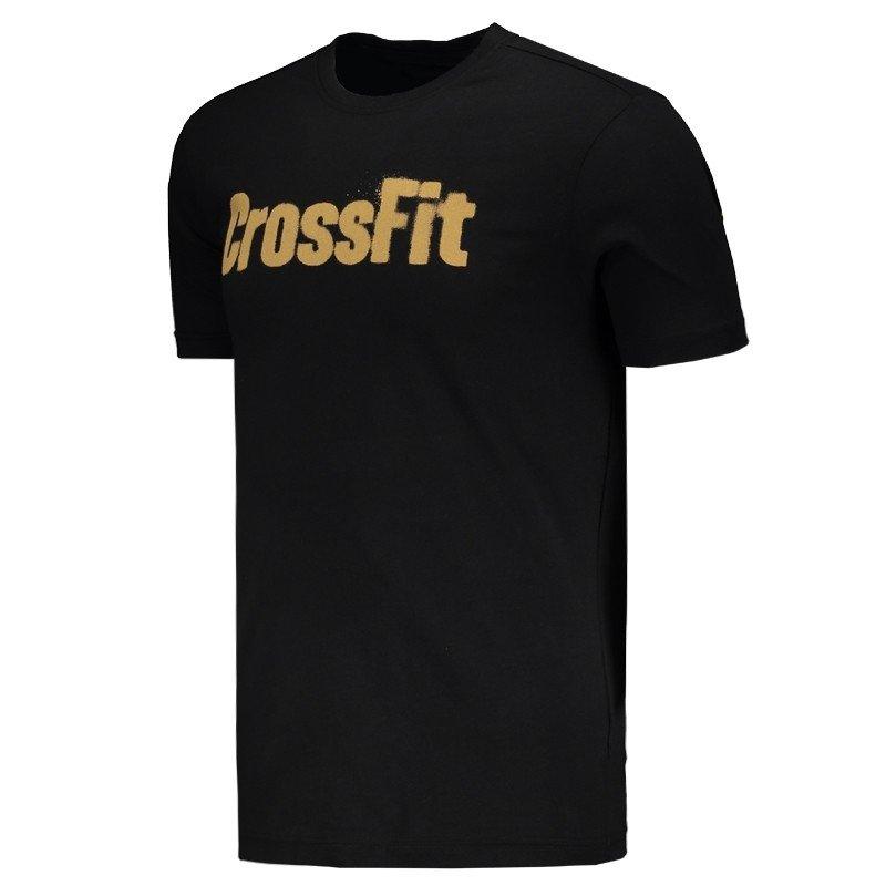 Camiseta Reebok Crossfit High Intensity  - Rei do Wod