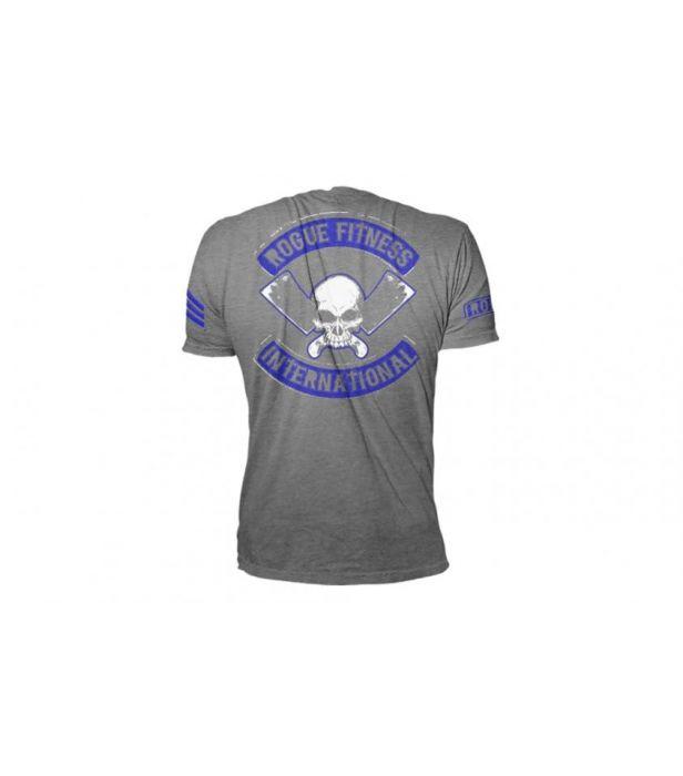 Camiseta Rogue Internacional  - Rei do Wod