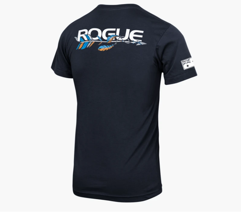 Camiseta Rogue Toomey  - Rei do Wod