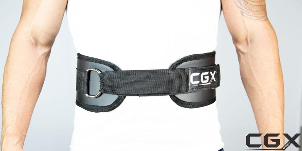Cinto Powerlifting CGX