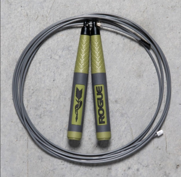 Corda Crossfit Rogue Toomey SR-1S Speed Rope 2.0  - Rei do Wod