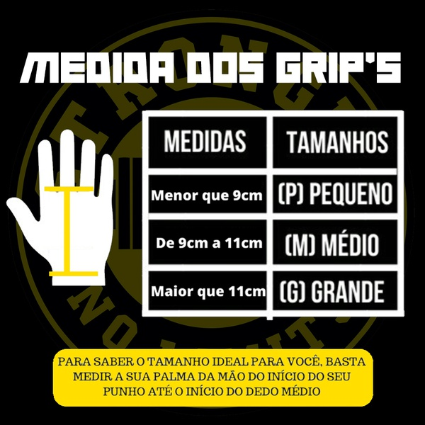 Grip Thor Competition - Especial Edition Be Stronger