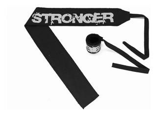 Munhequeira  Tecido  - Be Stronger