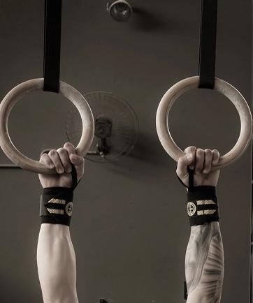 Munhequeira Wrist Wrap - Elástica Be Stronger