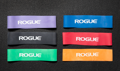 Rogue Loop Bands  - Rei do Wod