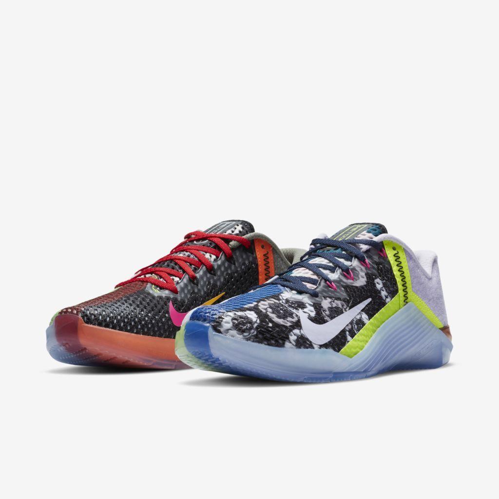 Tênis Nike Metcon 6 X - Color  - Rei do Wod
