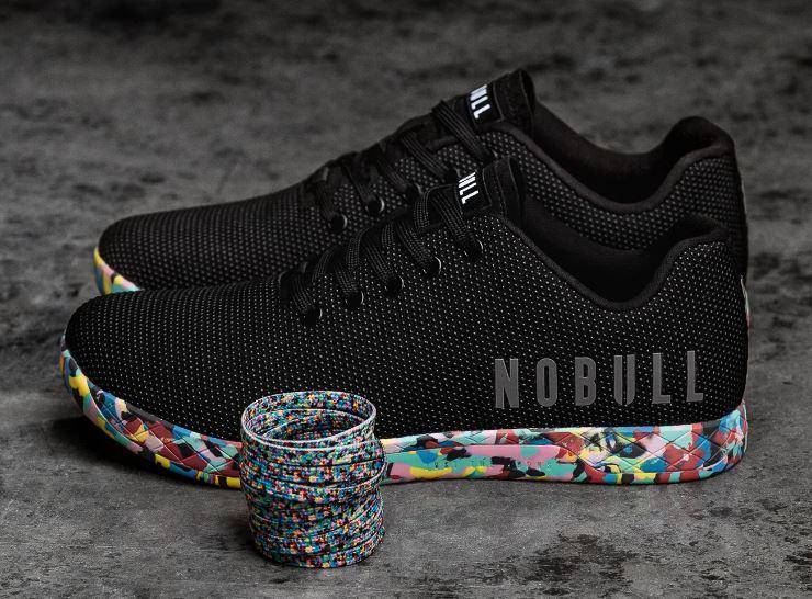 Tênis Nobull Black Wild Trainer  - Rei do Wod