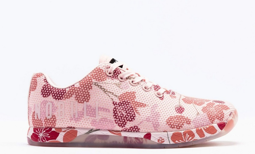 Tênis Nobull Blush Cherry Blossom  - Rei do Wod