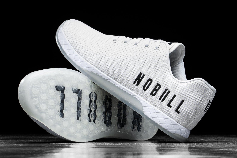 Tênis Nobull Crossfit Games 2021 - Branco  - Rei do Wod