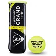 Bola De Tênis Dunlop Grand Prix Tubo Com 3 Bolas