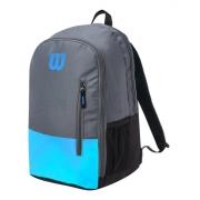 Mochila Wilson Team Azul E Cinza Modelo 2021