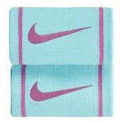 Munhequeira Nike Dri-fit Azul E Rosa