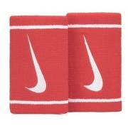 Munhequeira Nike Dri-fit Vermelha E Branca