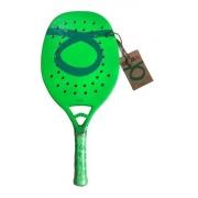 Raquete Beach Tennis Outride Hulk 2020 + Mochila Brinde