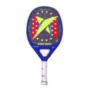 Raquete De Beach Tennis Drop Shot Versus Bt 1.0