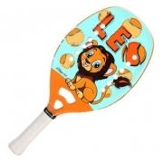 Raquete De Beach Tennis Quicksand Leo Junior
