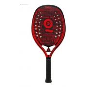 Raquete De Beach Tennis Turquoise Black Death 10.2 Red