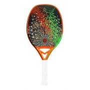 Raquete De Beach Tennis Turquoise Dna 1.1 - Orange