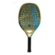 Raquete De Beach Tennis Turquoise Dna Extreme Blue