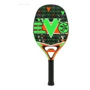 Raquete De Beach Tennis Turquoise Evo Green