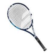 Raquete De Tênis Babolat Drive G Azul E Branca - 270g