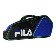 Raqueteira Fila Ot Pro Preta E Azul