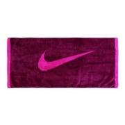 Toalha Nike Sports Towel - Bordo Com Pink
