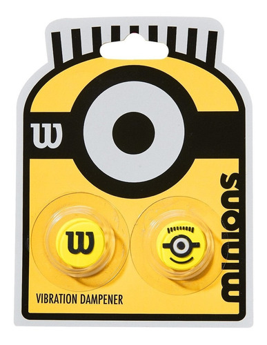 Antivibrador Minions Ed. Limitada - Wilson