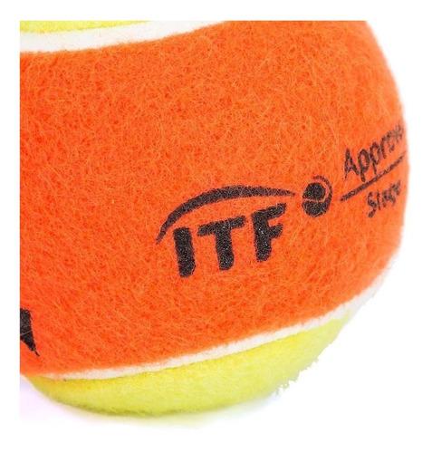 Bola De Beach Tennis Quicksand Pack Com 06 Unidades