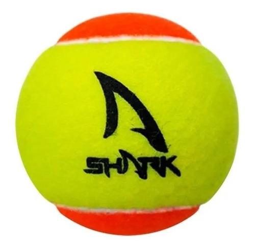 Bola De Beach Tennis Shark - Pack Com 12 Unidades