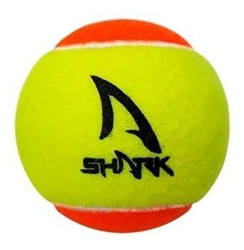 Bola De Beach Tennis Shark - Saco Com 60 Unidades