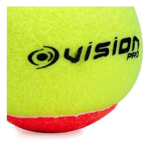 Bola De Beach Tennis Vision Pack Com 06 Un.