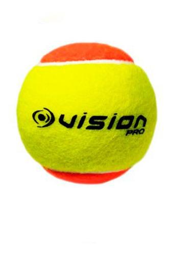 Bola De Beach Tennis Vision - Pack Com 3 Bolas