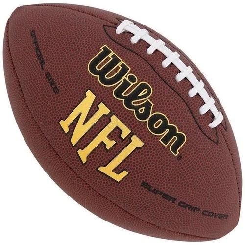 Bola De Futebol Americano Wilson Nfl Super Grip Ultra