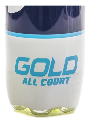 Bola De Tenis Babolat Gold All Court Tênis -pack C/ 12 Tubos