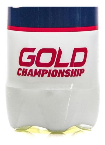 Bola De Tênis Babolat Gold Championship Caixa Com 24 Tubos