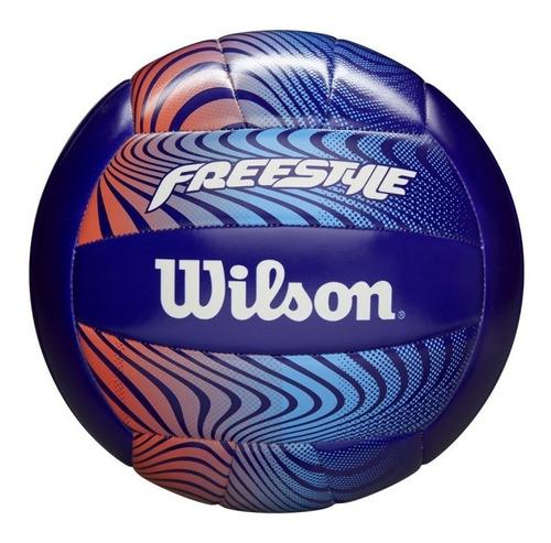Bola Vôlei Wilson Freestyle - Pesos E Medidas Oficiais