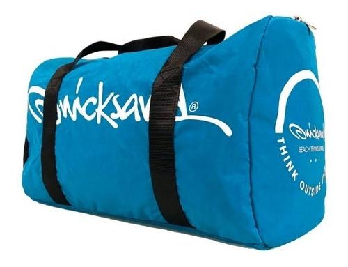Bolsa Quicksand Freetime Azul Branca