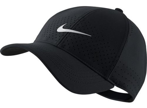 Boné Nikecourt Aerobill Advantage Unissex - Preto