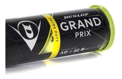 Caixa De Bola De Tênis Dunlop Grand Prix - 24 Tubos