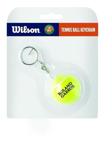 Chaveiro Bolinha Wilson Roland Garros