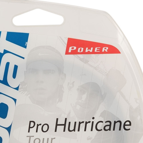 Corda Babolat Pro Hurricane Tour 17 1.25mm - Pack 5 Sets