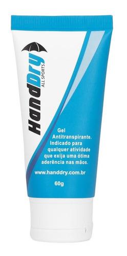 Hand Dry Grip Magnésio Líquido Gel All Sports Crossfit 60g