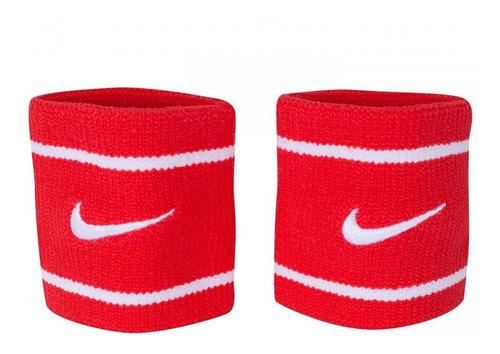 Munhequeira Curta Nike Dri-fit Vermelha