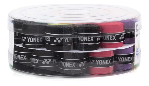 Overgrip Yonex Super Grap Misto Pote Com 36 Unidades